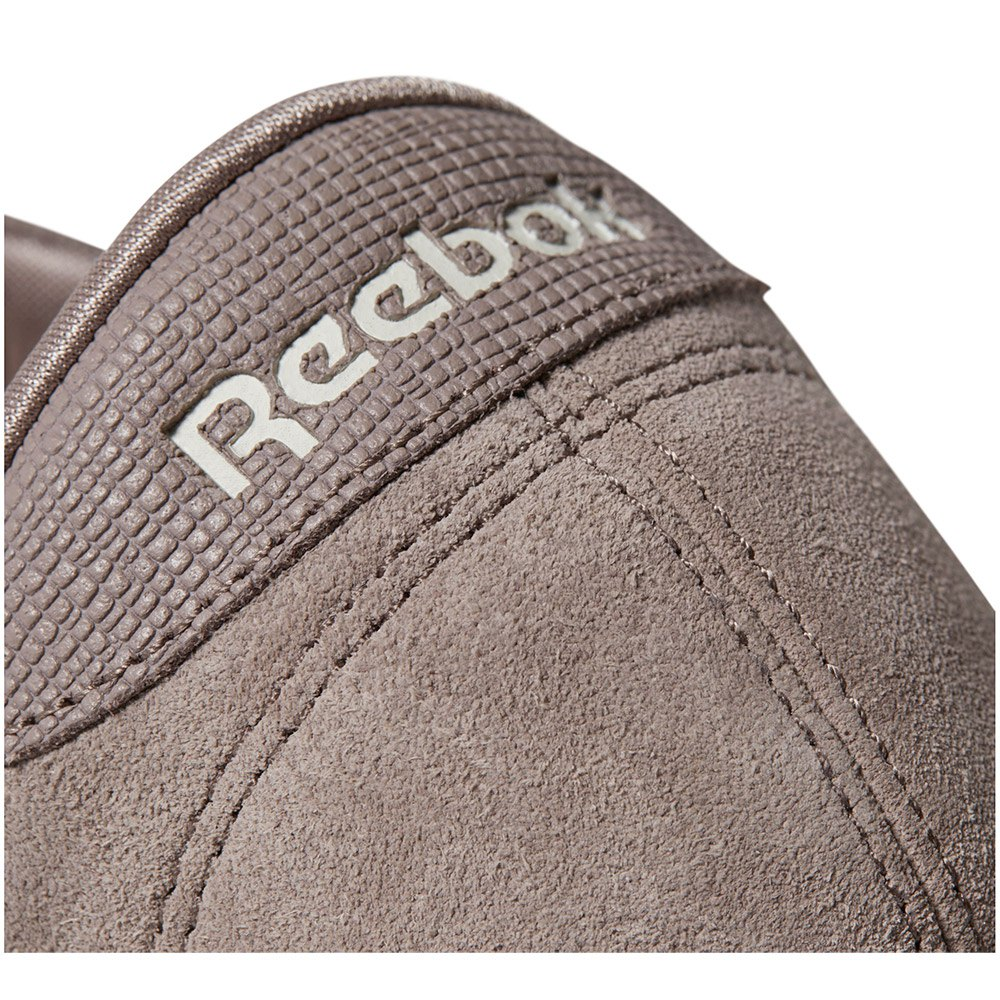 Reebok classics Princess Leather Brun, Dressinn Sneakers