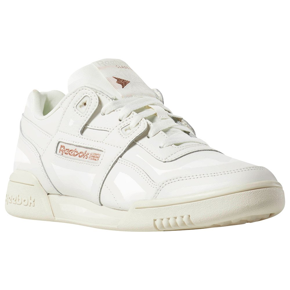 ed49e395da6e5 Reebok classics Workout Lo Plus White buy and offers on Dressinn