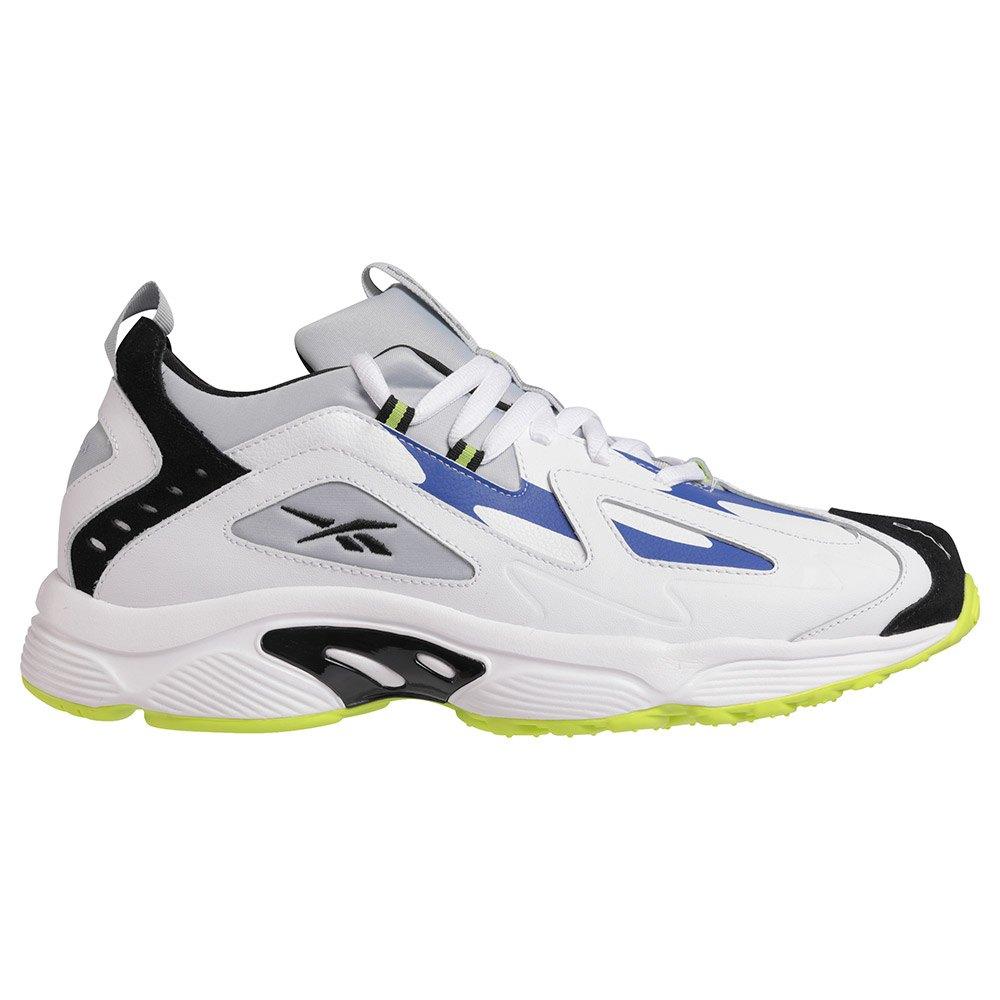 Reebok classics DMX Series 1200 LT Hvit, Dressinn Sneakers