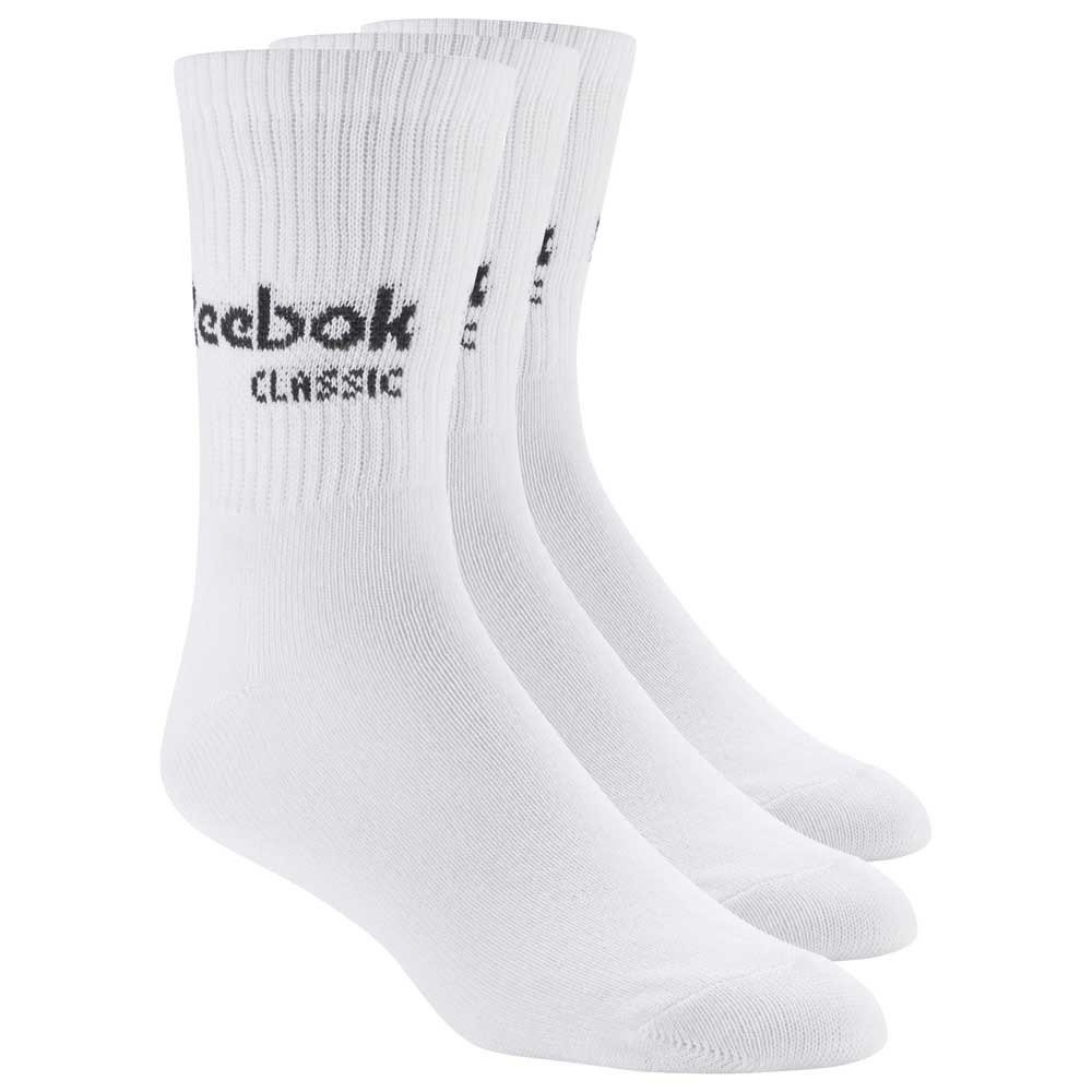 Socken Reebok Classics Foundation Core Crew 3 Pair