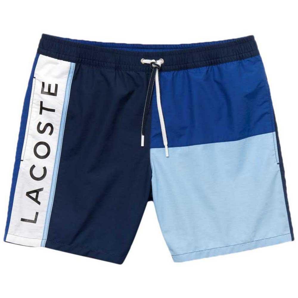 ładne buty zawsze popularny dobrze out x Lacoste MH4768 Niebieski kup i oferty, Dressinn Stroje kąpielowe