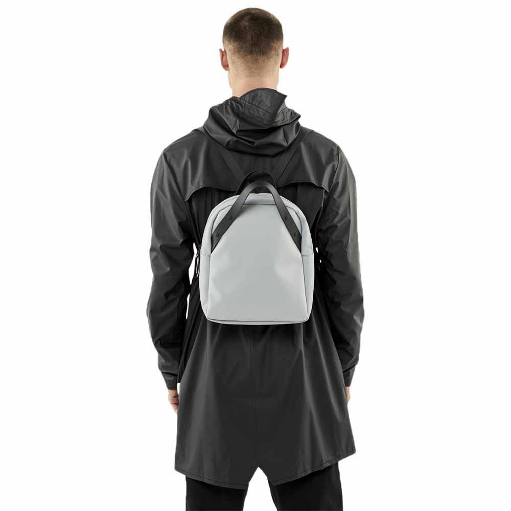 ed0df0f1d Rains Backpack Go 7.5L Grey buy and offers on Dressinn