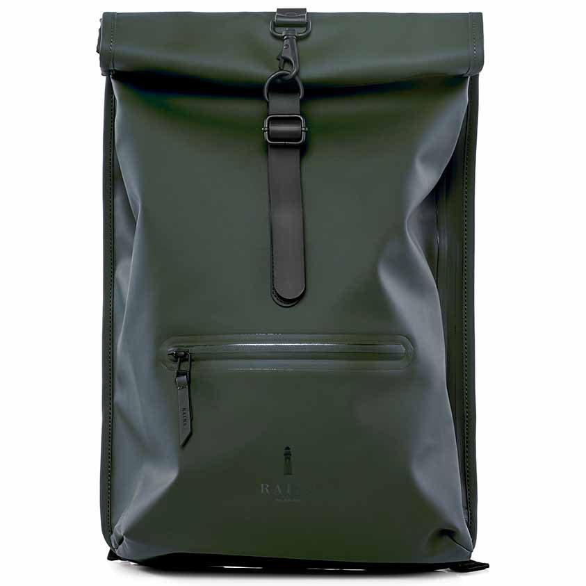 Rains Roll Top Rucksack 18L