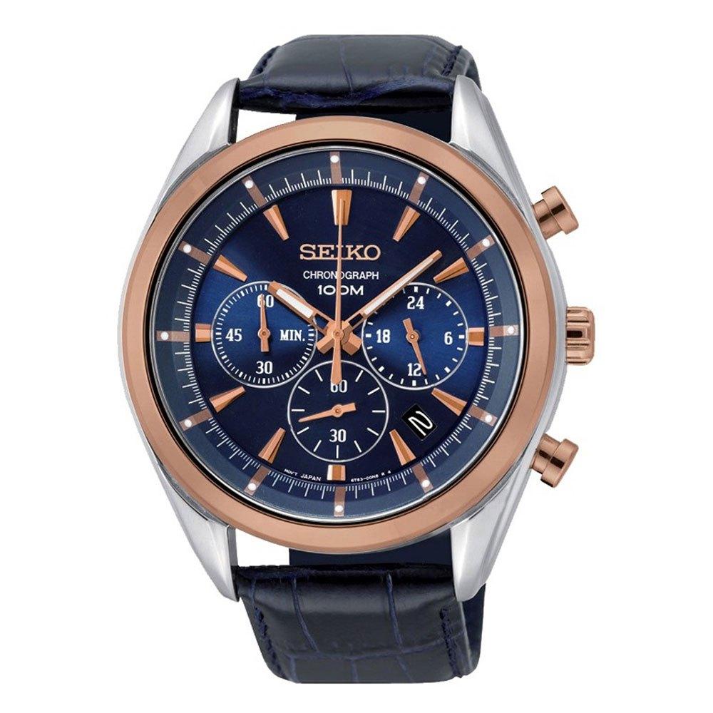 Relógios Seiko-watches Quartz Ssb160p1