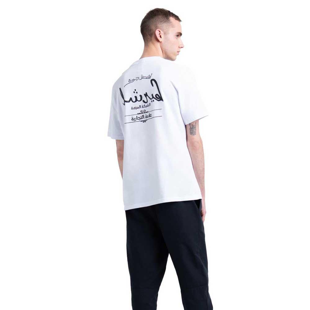t-shirts-herschel-tee, 22.49 GBP @ dressinn-uk