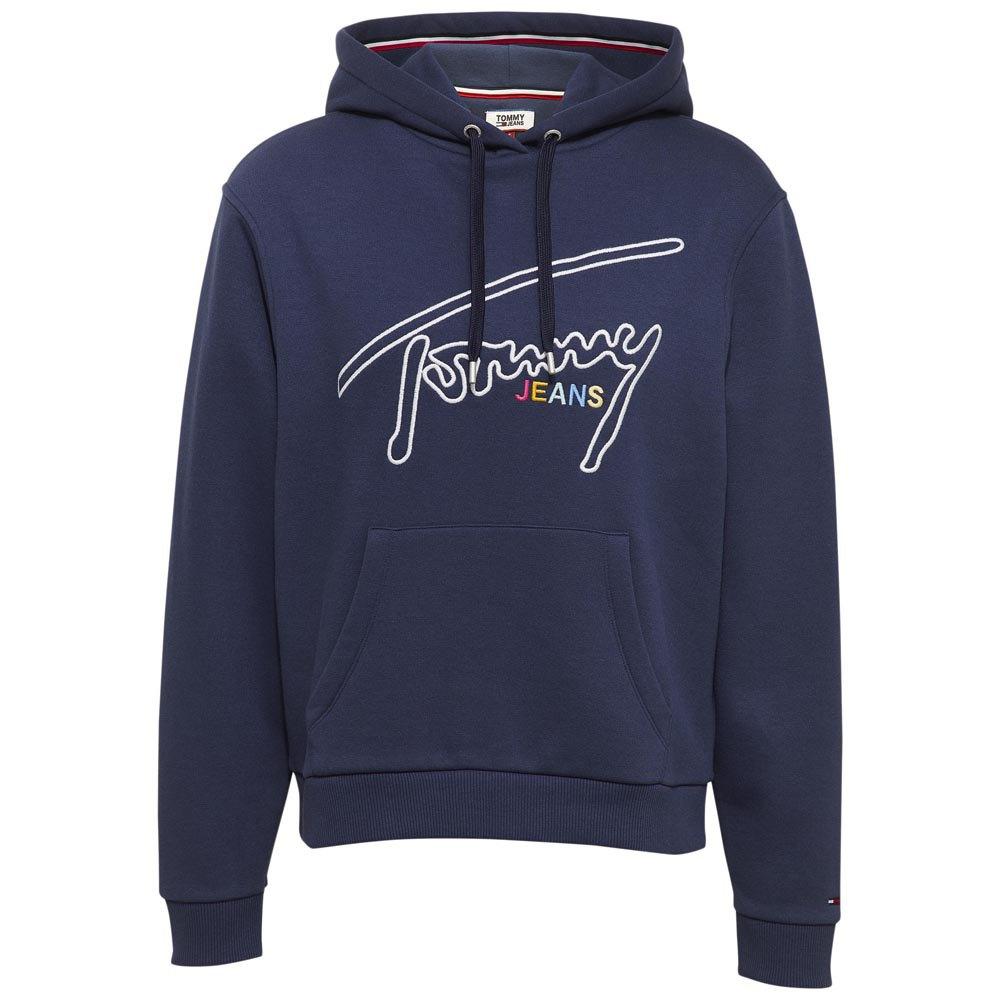 Tommy hilfiger Signature Logo Fleece Black, Dressinn