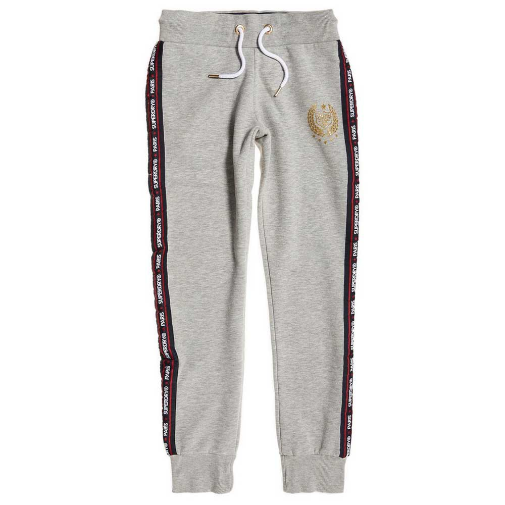 06c09c99 Superdry Gia Tape Joggers Grey buy and offers on Dressinn