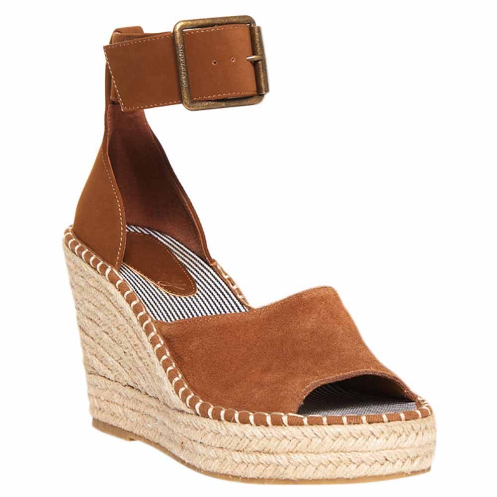 5467e925ee7df Superdry Anna Wedge Espadrille Brown buy and offers on Dressinn
