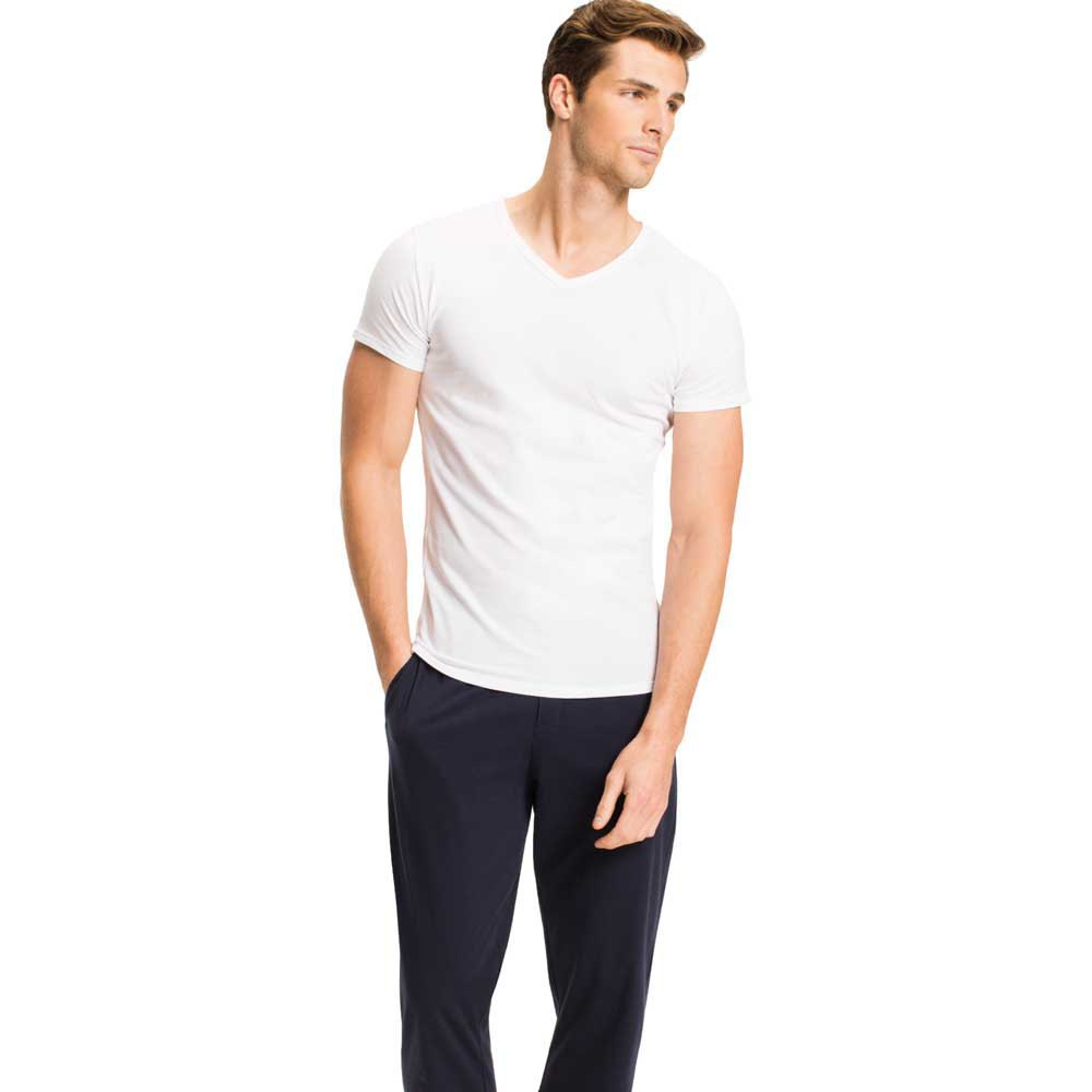 Tommy Hilfiger 3 Pack Crew Neck T-Shirts White