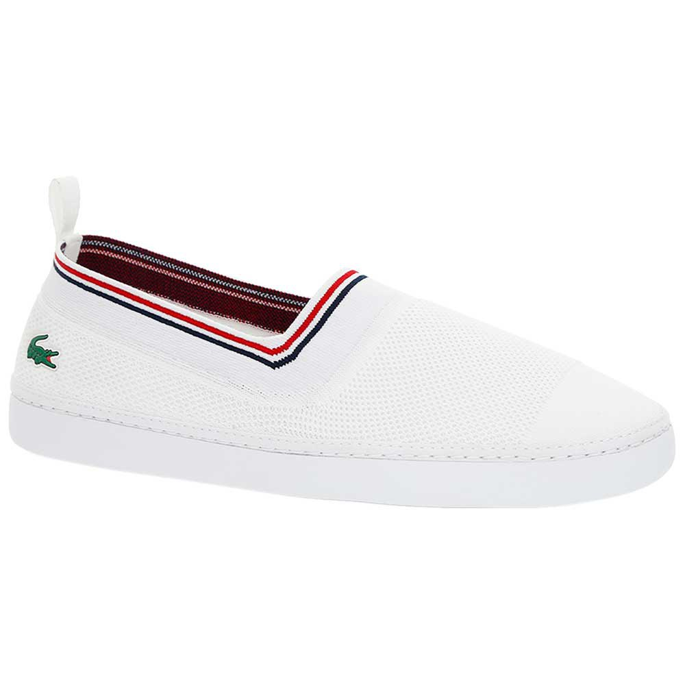 a4a0dc0c2 Lacoste 37CMA0043 White buy and offers on Dressinn