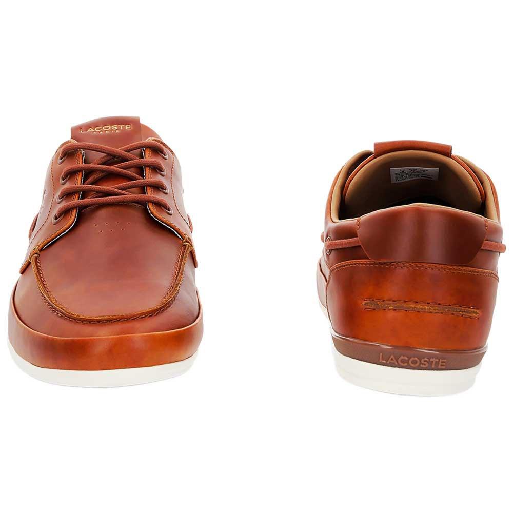 Lacoste Marina Premium Leather Deck