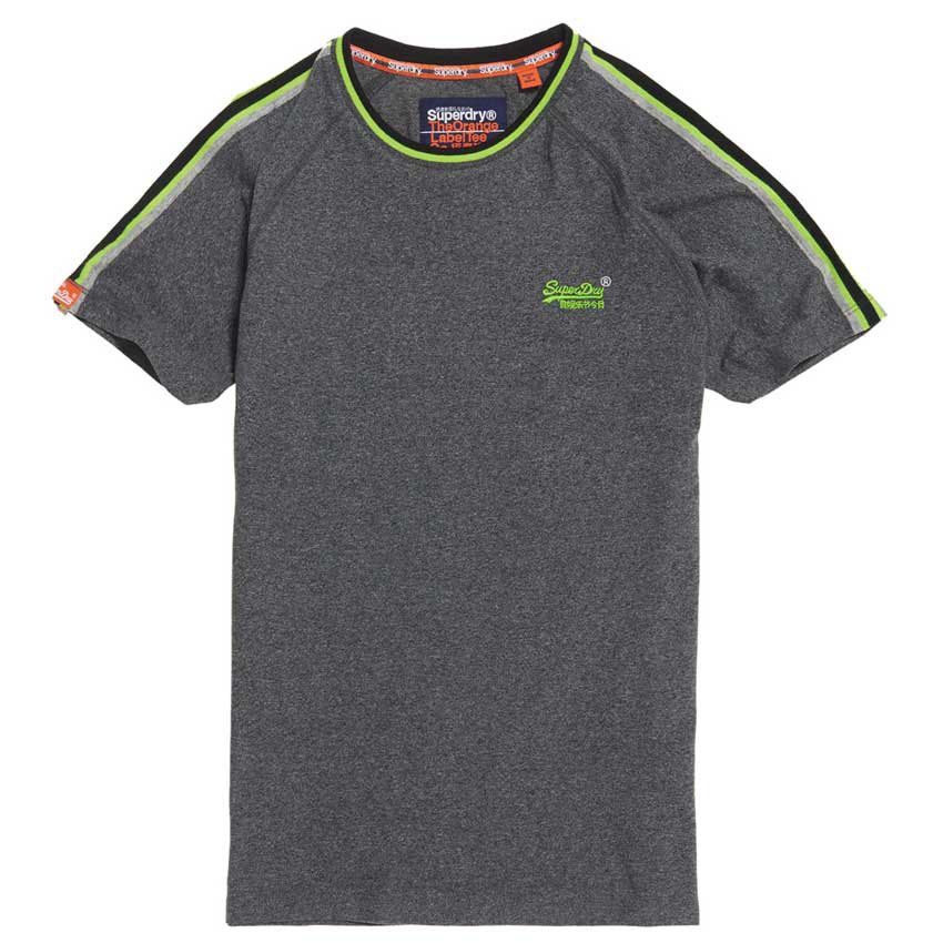 Superdry Orange Label Tipped Sports Stripe