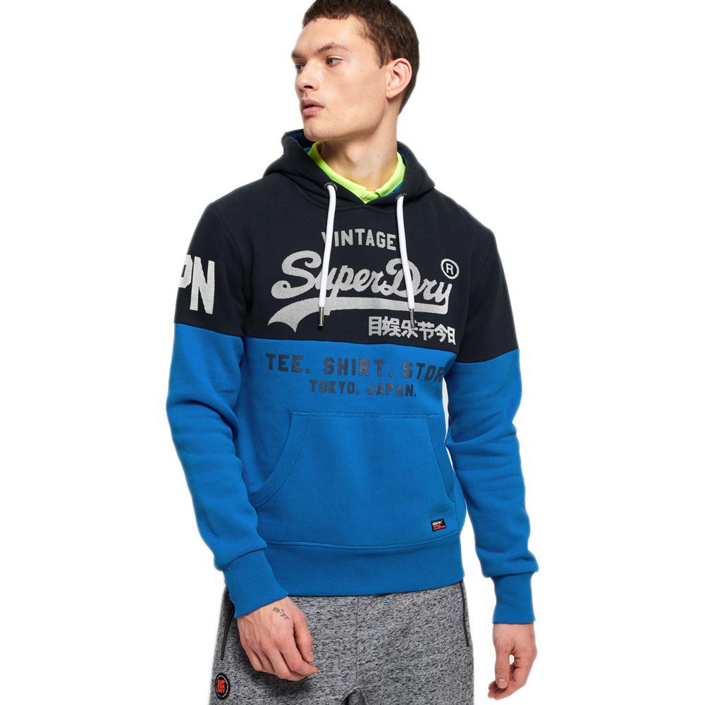 Superdry Sweat Shirt Store Panel