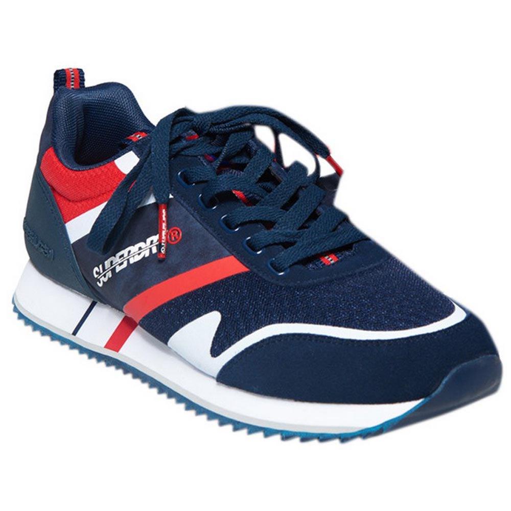 Superdry Fero Runner Blue buy and