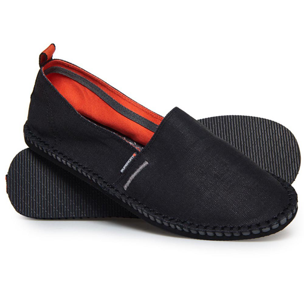 0cc34e924 Superdry Hyper Espadrille Black buy and offers on Dressinn