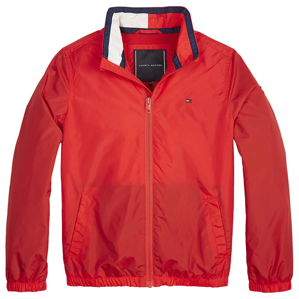 e4ec36a9 Tommy hilfiger Essential Zip-Thru Red buy and offers on Dressinn
