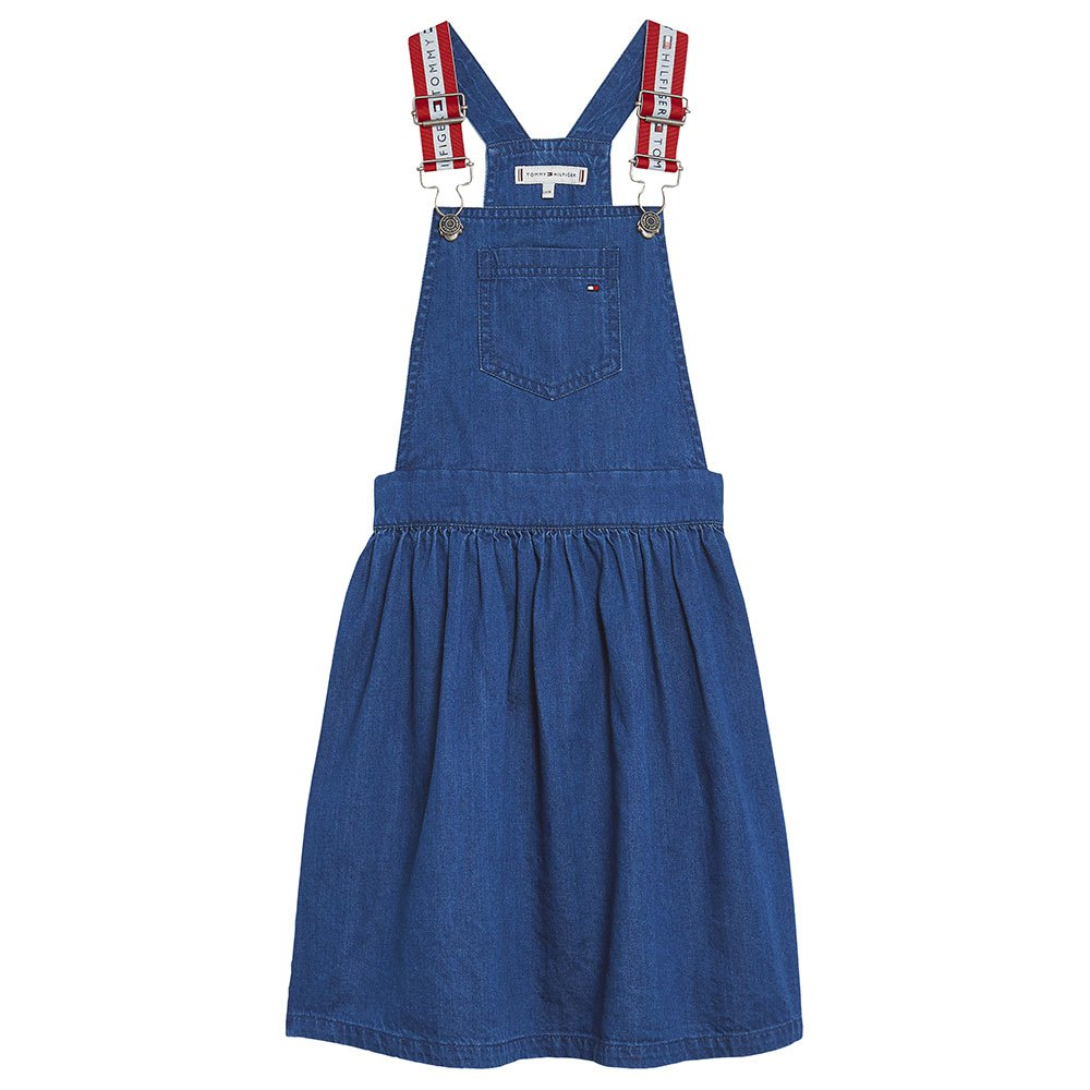 296c83d4 Tommy hilfiger Denim Pinafore Blue buy and offers on Dressinn