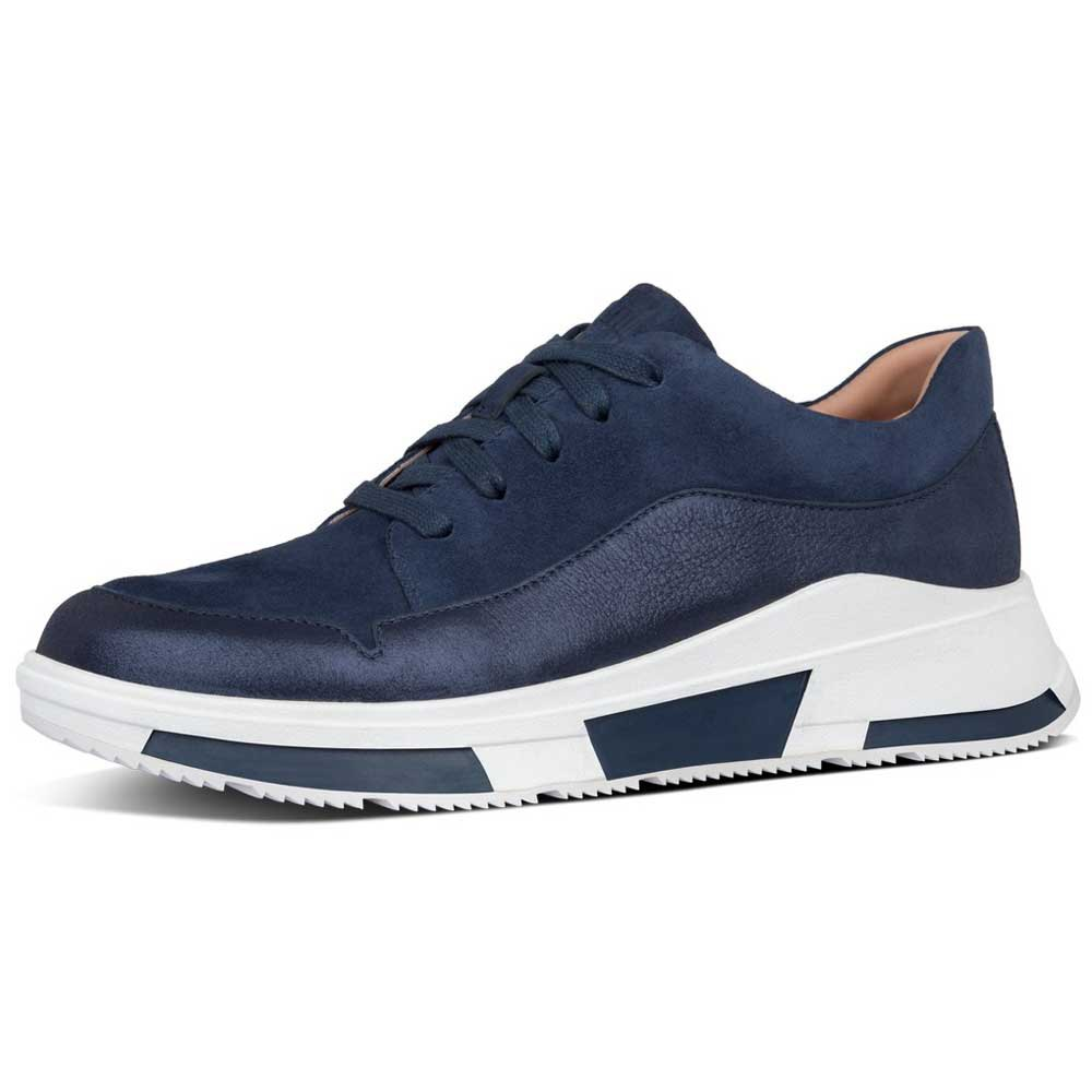 Sneakers Fitflop Freya Suede EU 37 Midnight Navy