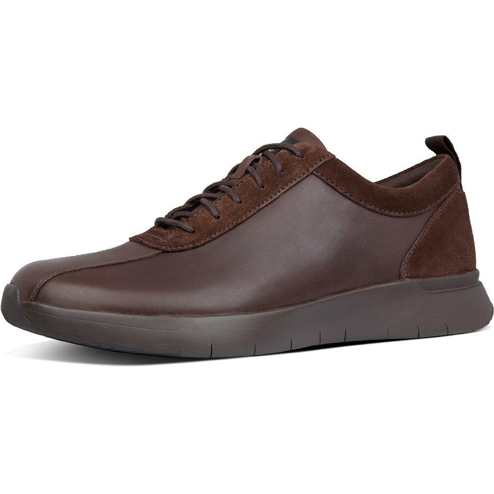 Sneakers Fitflop Oskar EU 42 Chocolate Brown