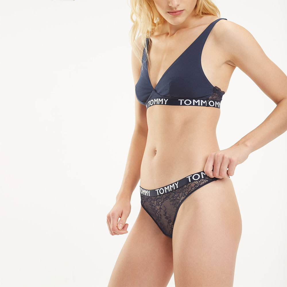 tommy hilfiger lace thong