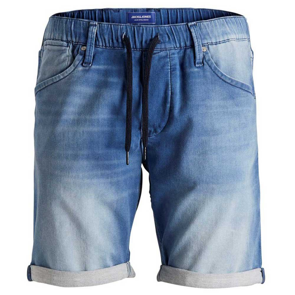 Jack /& Jones Glenn Dash Indigo New Men/'s Jeans Pants Slim Fit