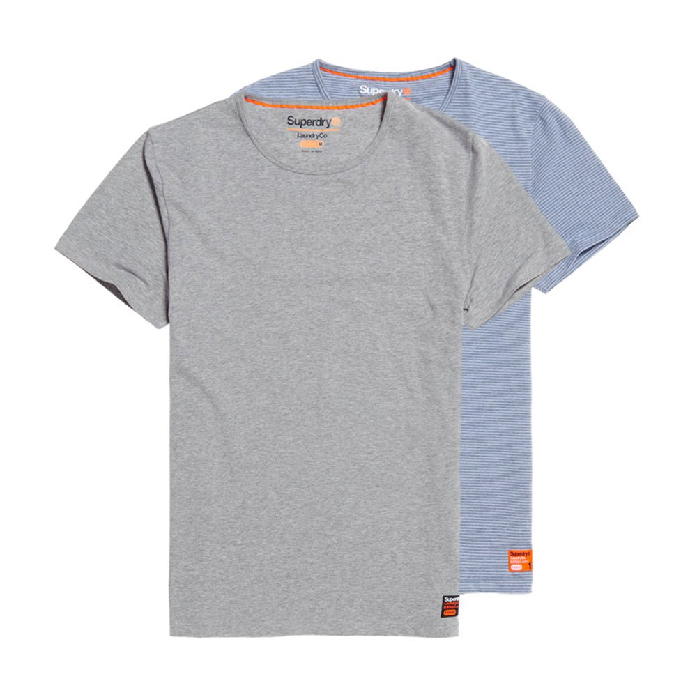 Superdry Laundry Slim Double Pack