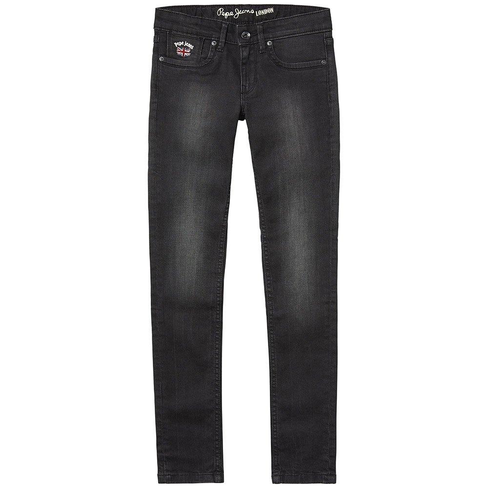 Pepe Jeans M/ädchen Paulette Jeans