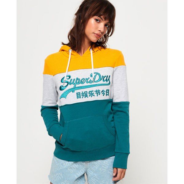 Superdry Vintage Logo High Build Embroidered