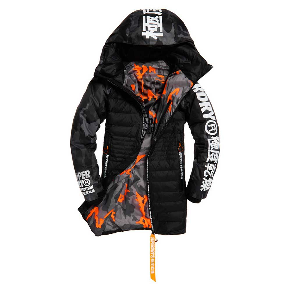 Superdry Japan Edition Snow Daunenjacke Damen Jacken & Mäntel