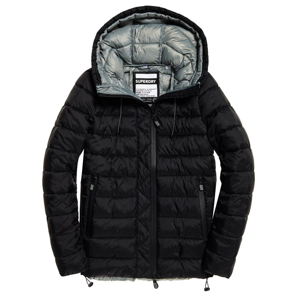 best sneakers 3d0cb b2a5d Superdry Eclipse Hooded Fuji Jacket