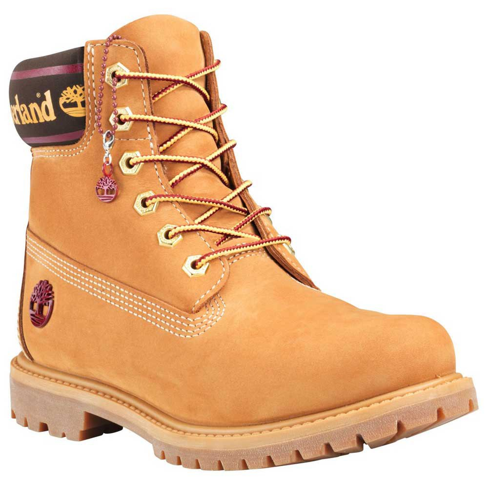 Timberland London Square 6 Inch Leather Women/'s Boots Brown B Grade