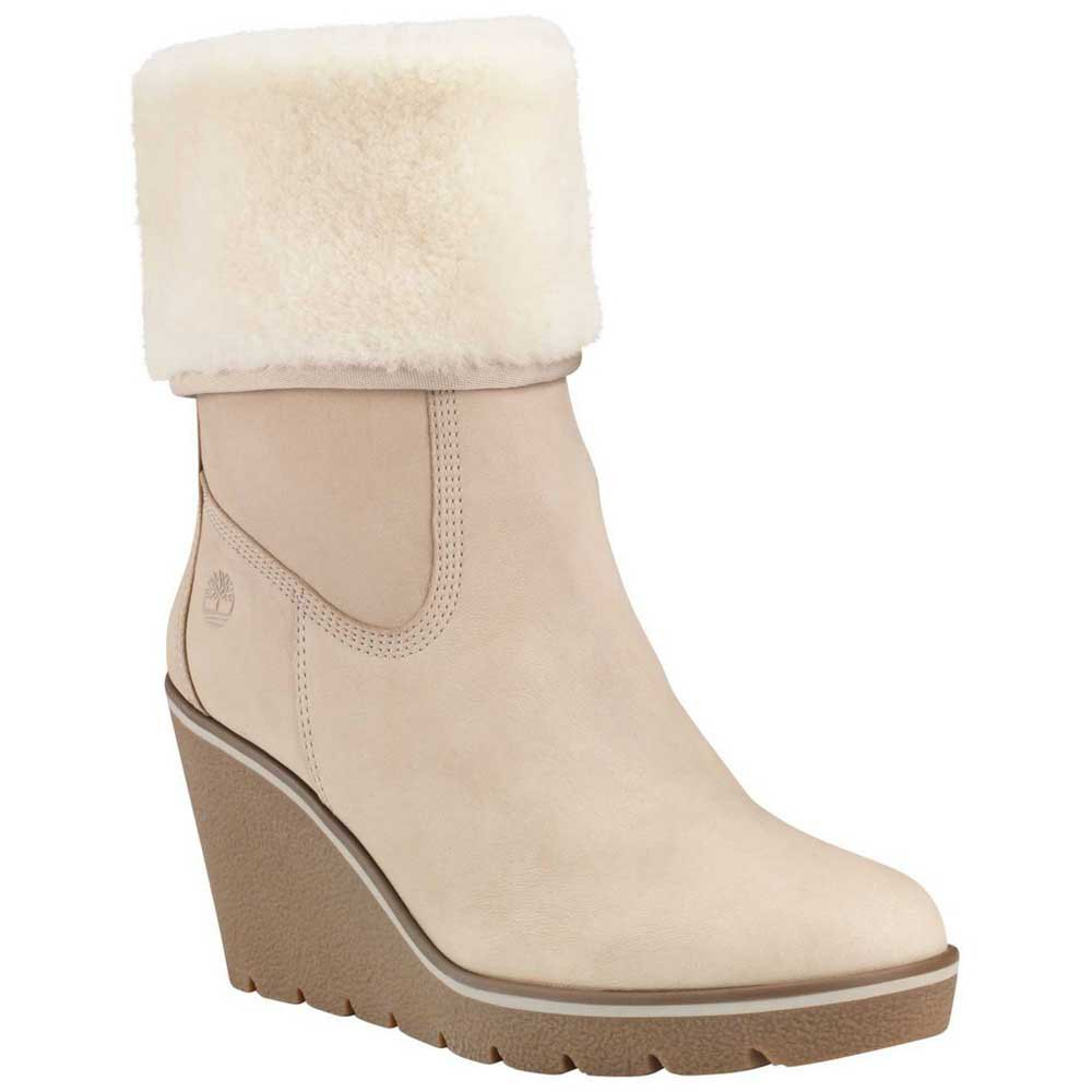 Timberland Paris Height Shearling Chelsea, Stivali Donna