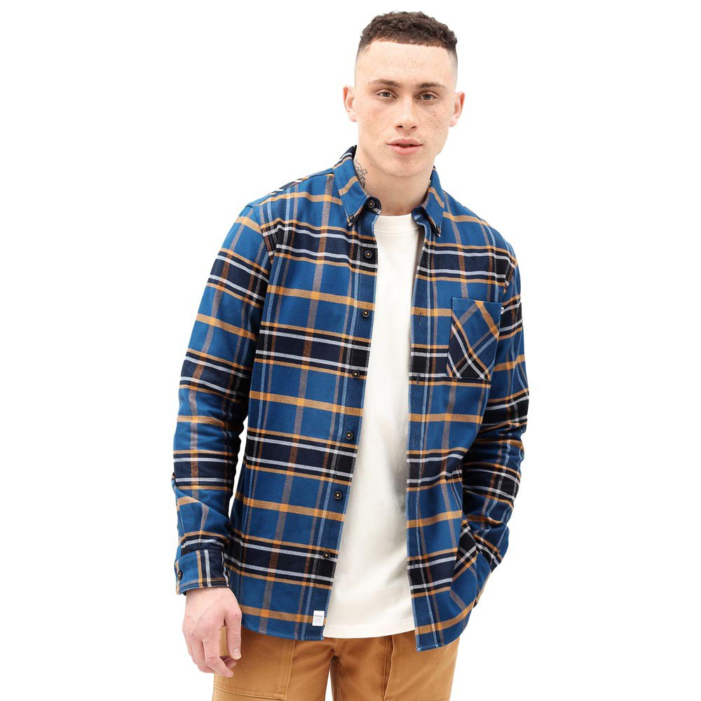 Timberland Back River Heavy Flannel Check
