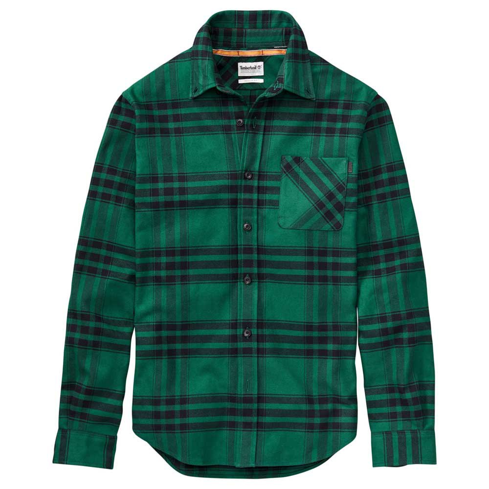 Timberland Regular Back River Heavy Flannel Check