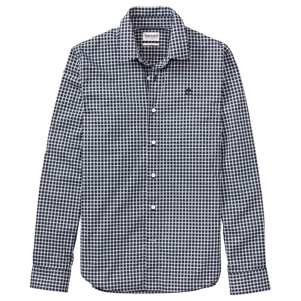 Timberland Eastham River Stretch Poplin Checks Slim