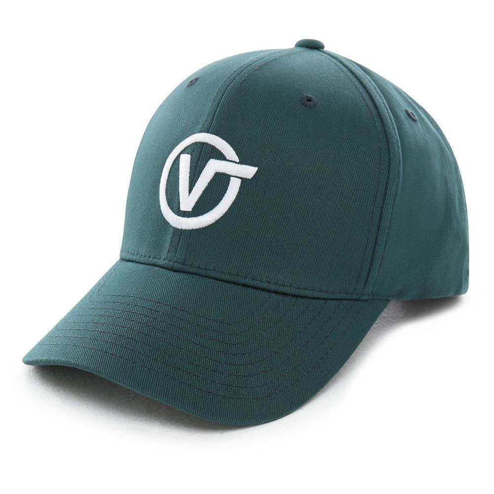 Vans Gorra Distorted 110 Flexfit Verde, Dressinn