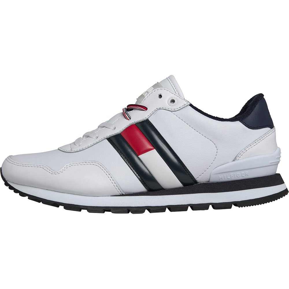 Tommy hilfiger Leather Lifestyle White