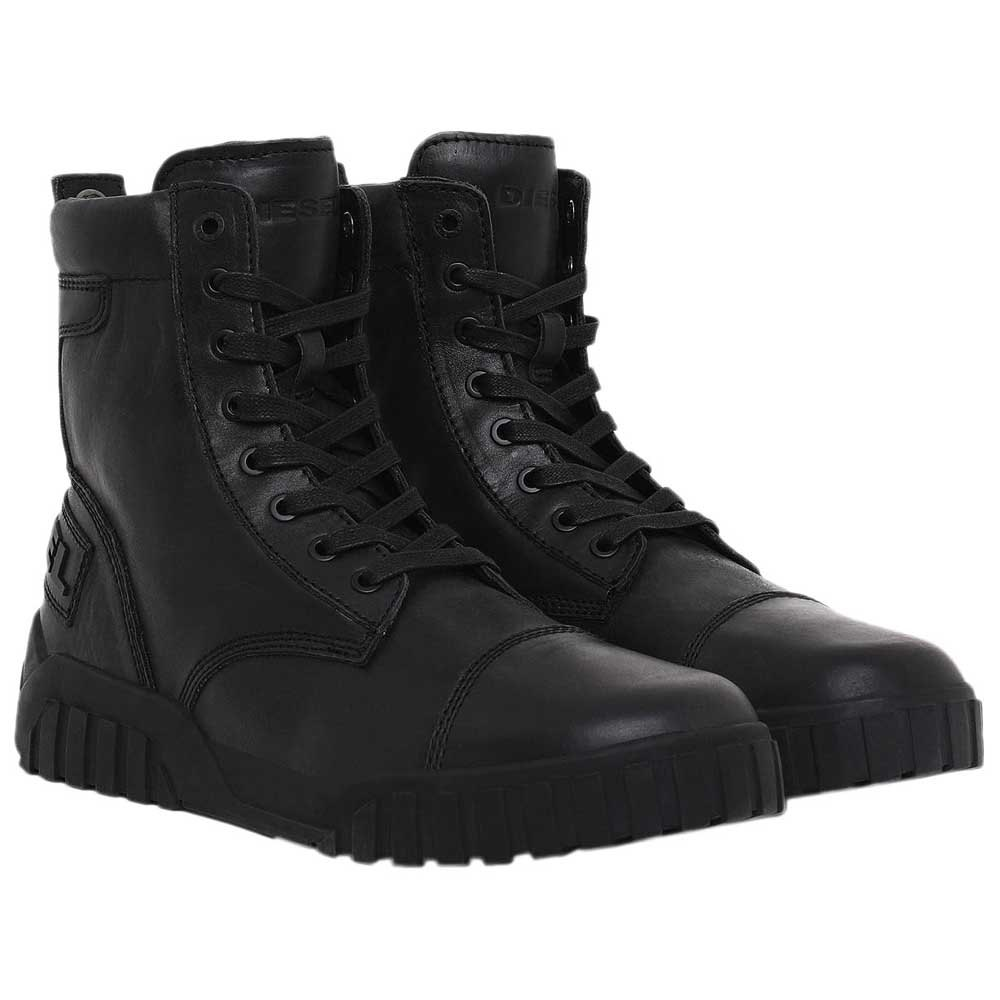 diesel sneaker boots