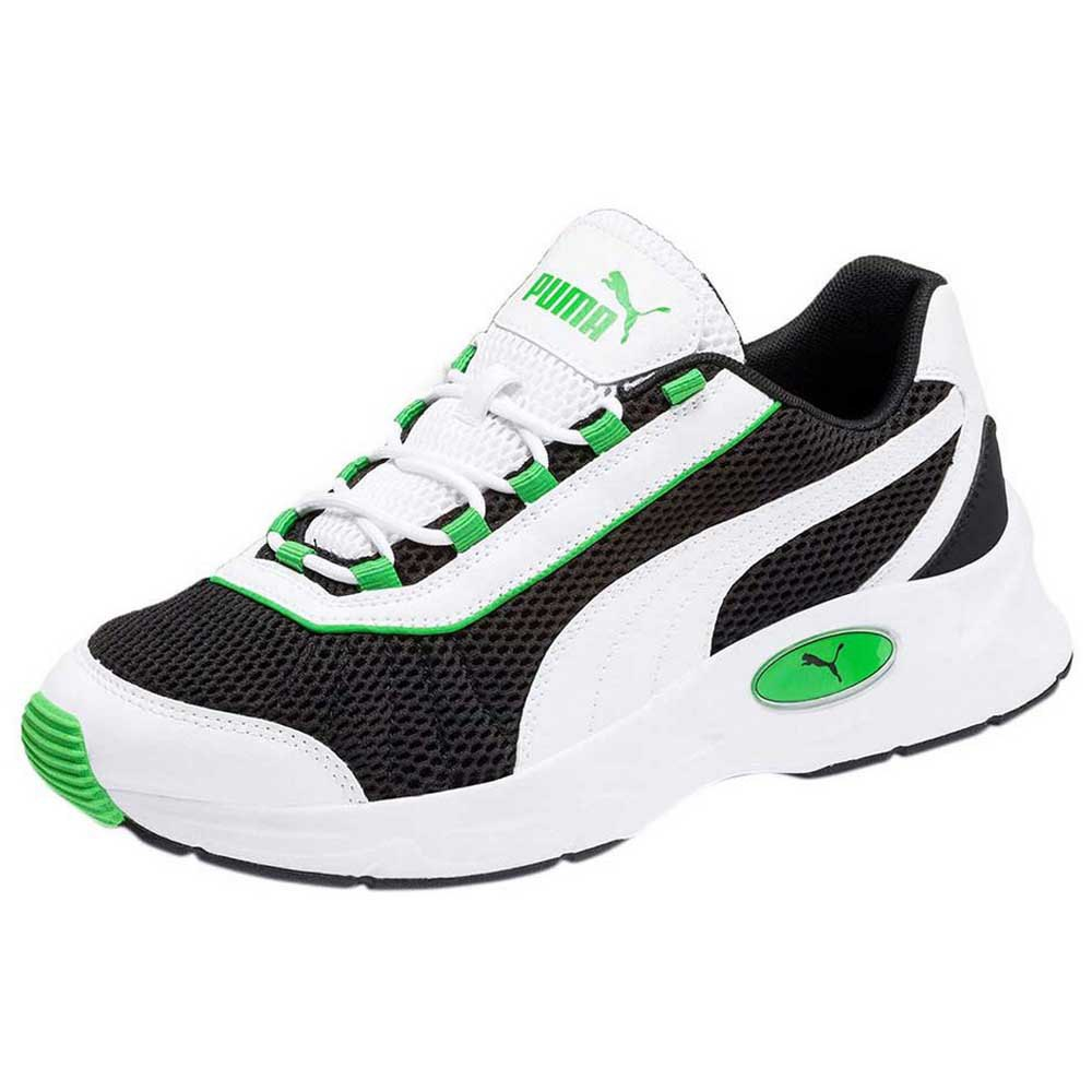 Puma Nucleus Trainers White buy and offers on Dressinn