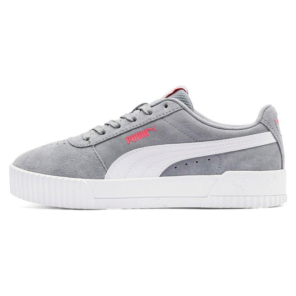 Puma Carina Grey buy and offers on Dressinn