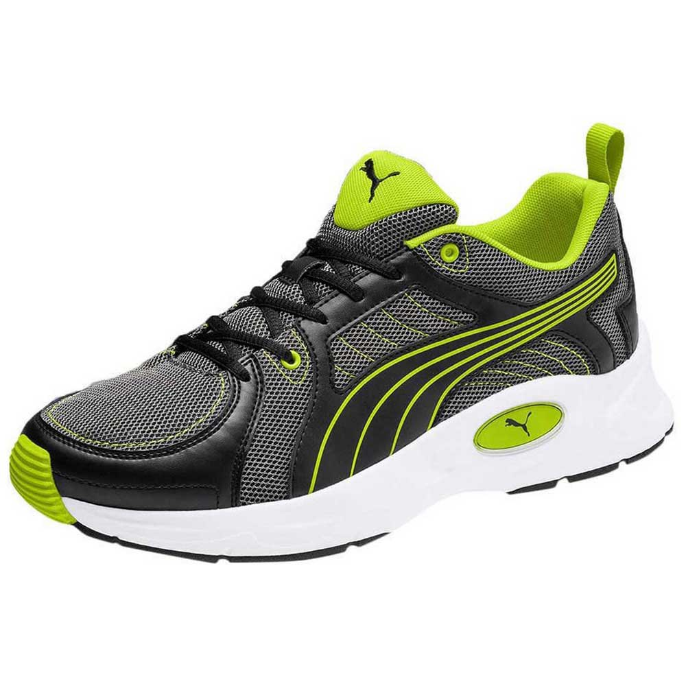 Sneakers Puma Nucleus Run EU 46 Castlerock / Limepunch