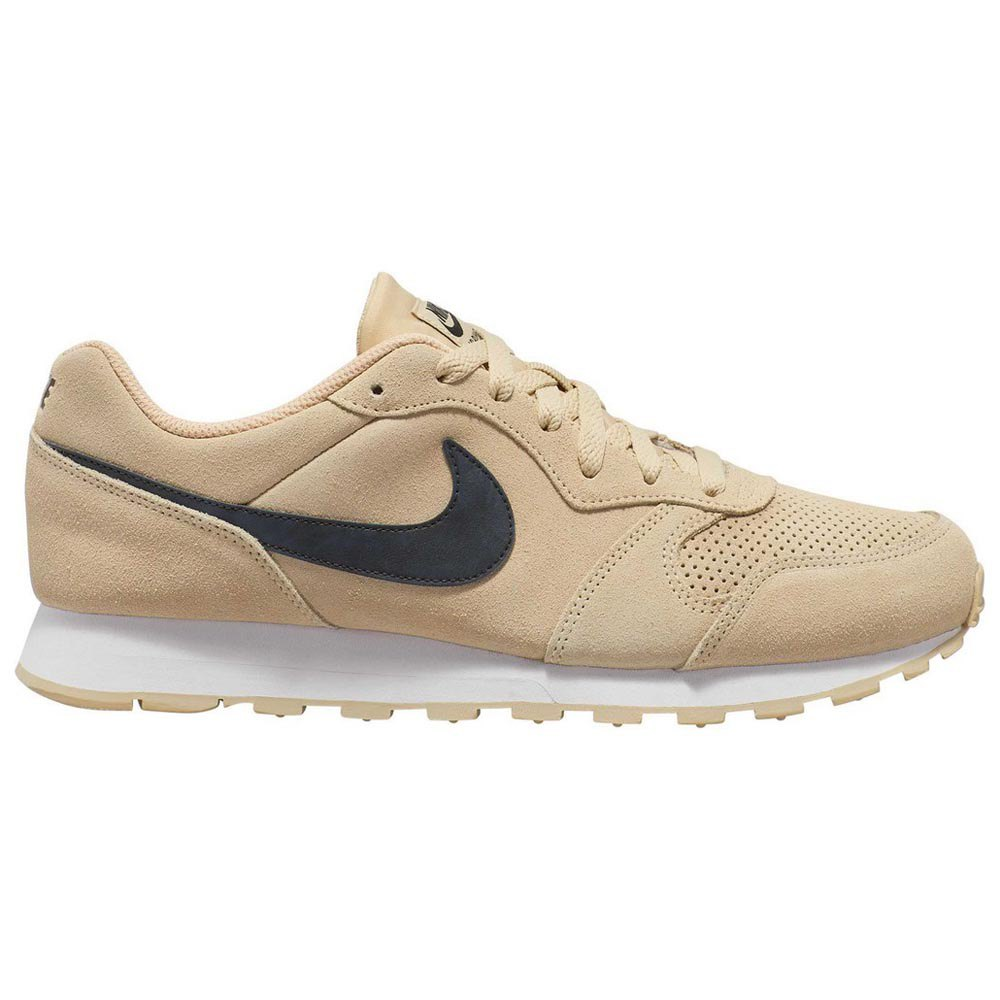 tratar con Exclusión quiero  Nike MD Runner 2 Suede Beige buy and offers on Dressinn