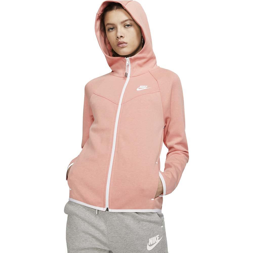 Nike Sportswear Windrunner Rosa kjøp og tilbud, Dressinn Jakker