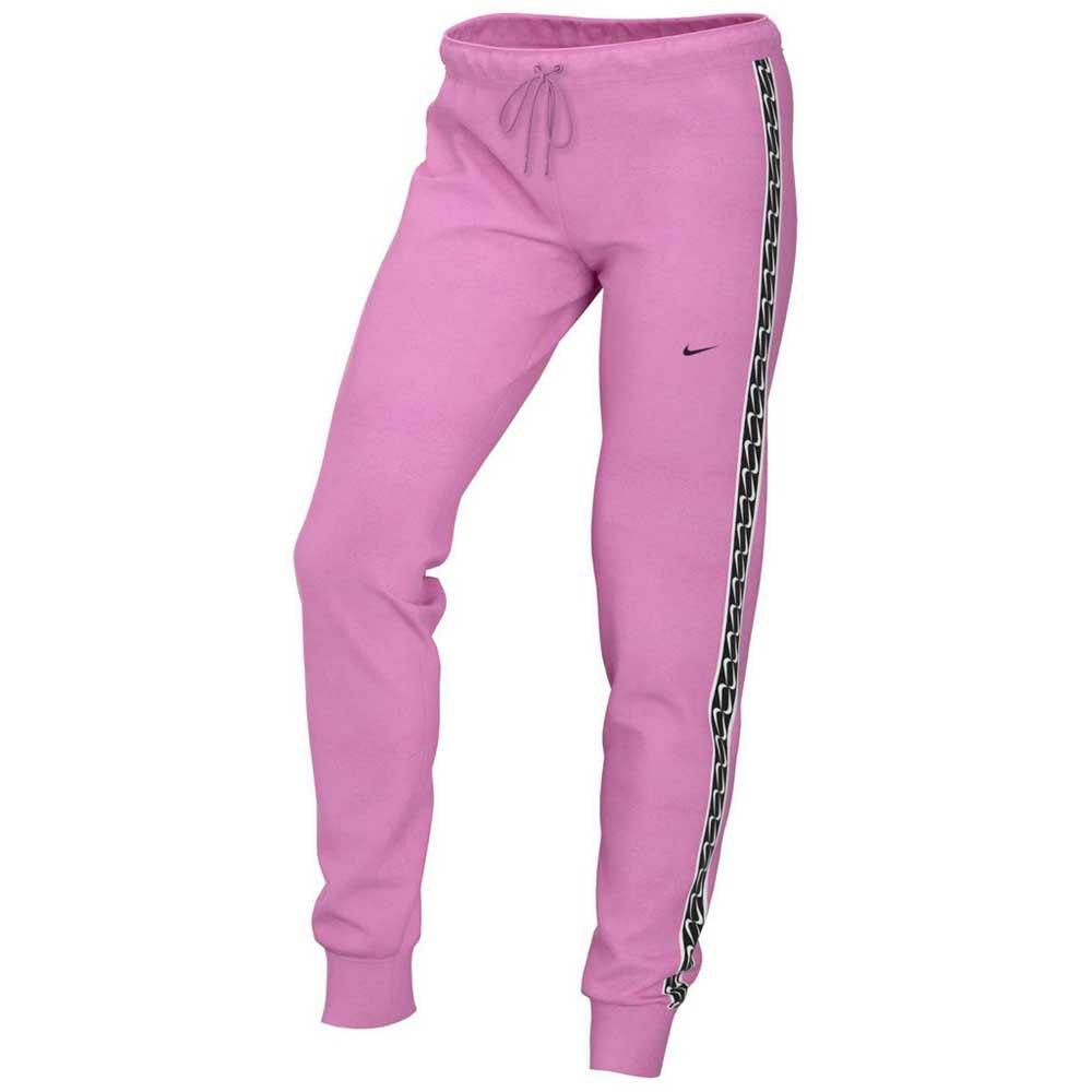 Nike Sportswear Jogger Logo Tape Roze, Dressinn Broeken