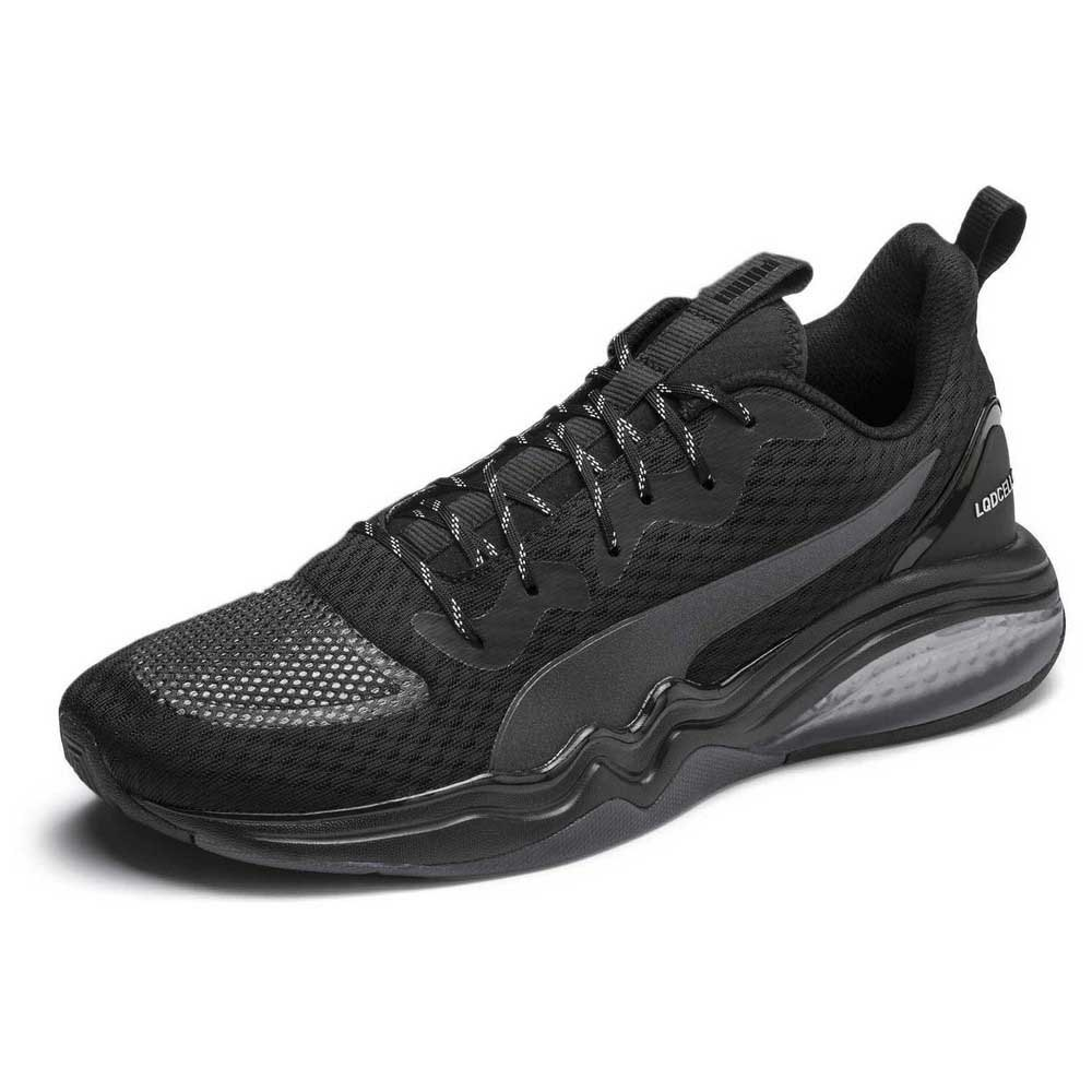 Sneakers Puma Lqdcell Tension EU 42 1/2 Puma Black / Nrgy Red