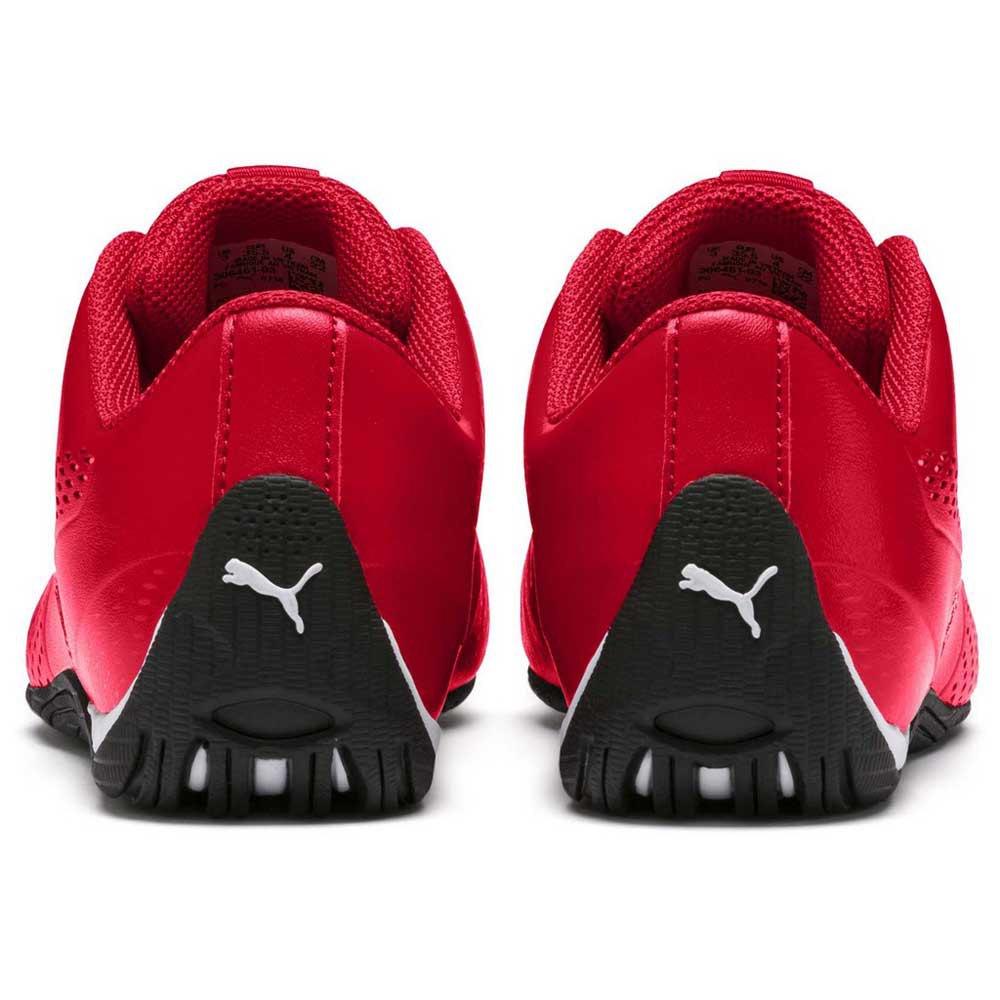 PUMA Scuderia Ferrari Drift Cat 5 Ultra II Shoes JR Kids Shoe Auto