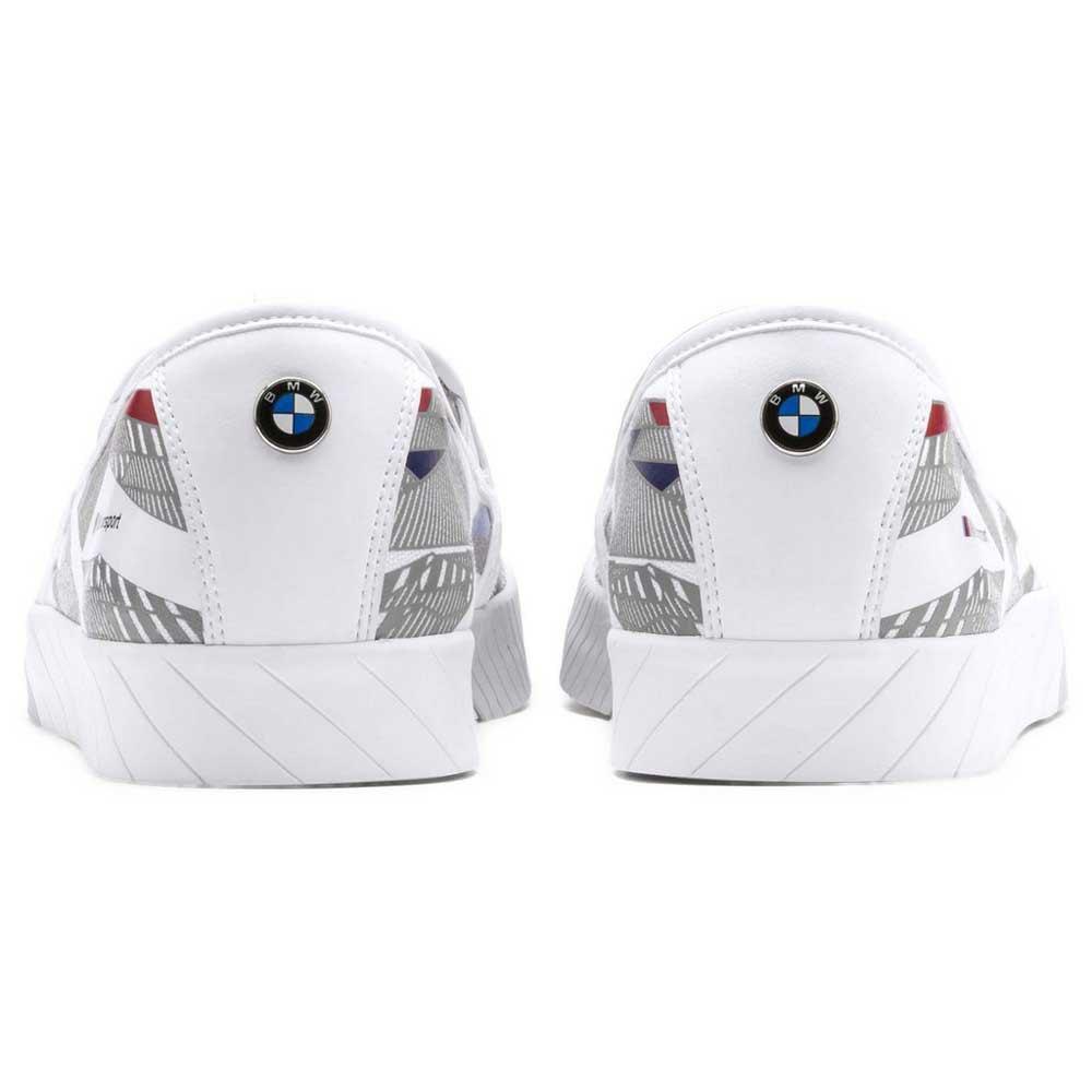 linda Hacer cebolla  Puma BMW Motorsport Slip On Track GRA Grey, Dressinn