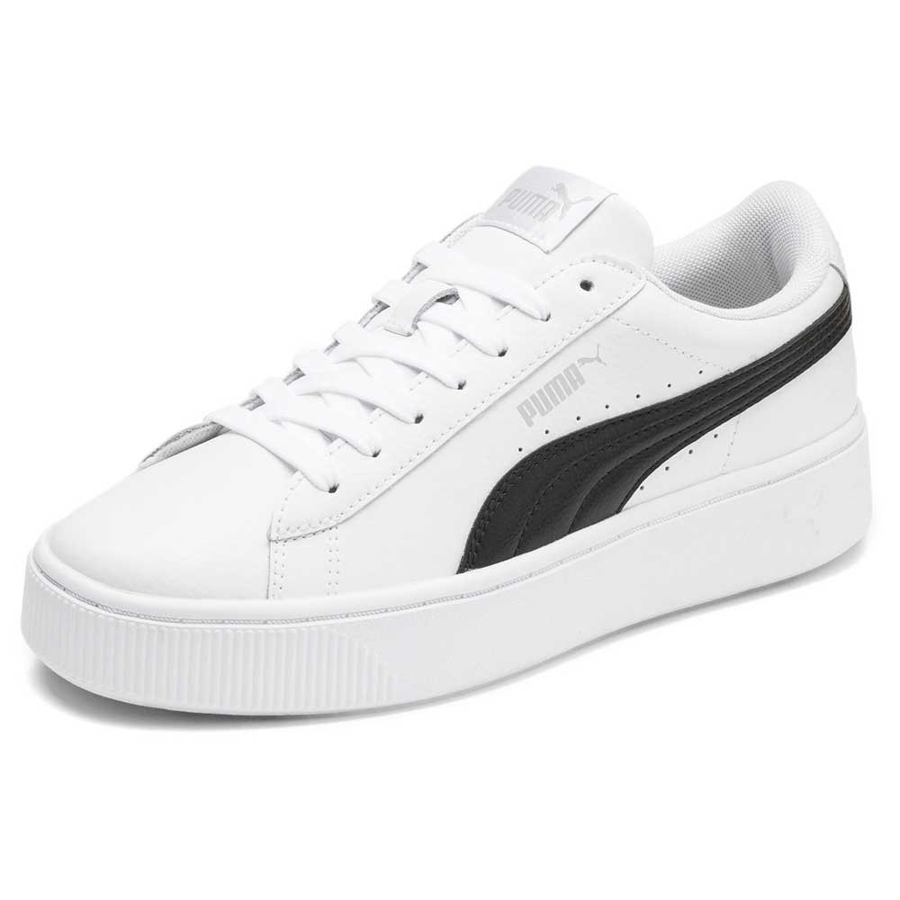 Puma Vikky Platform Ribbon S White buy and offers on Dressinn