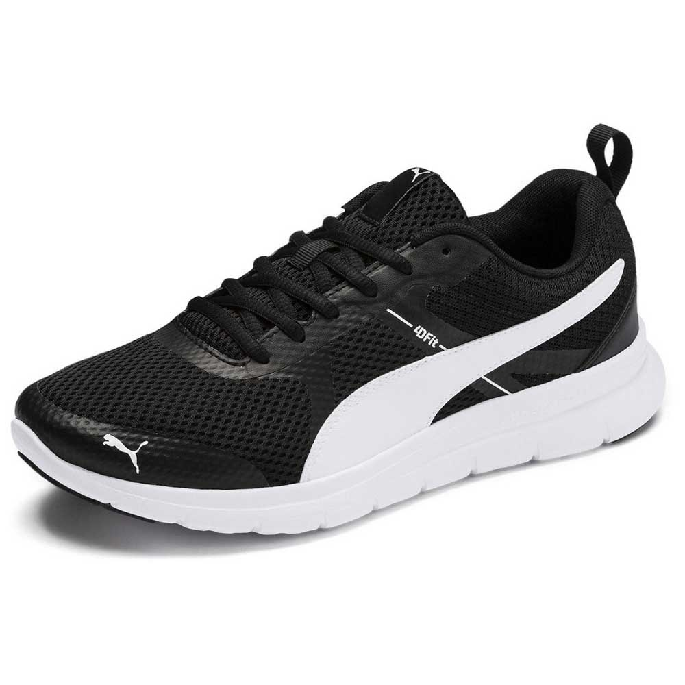 Puma Flex Essential Core Black buy and offers on Dressinn