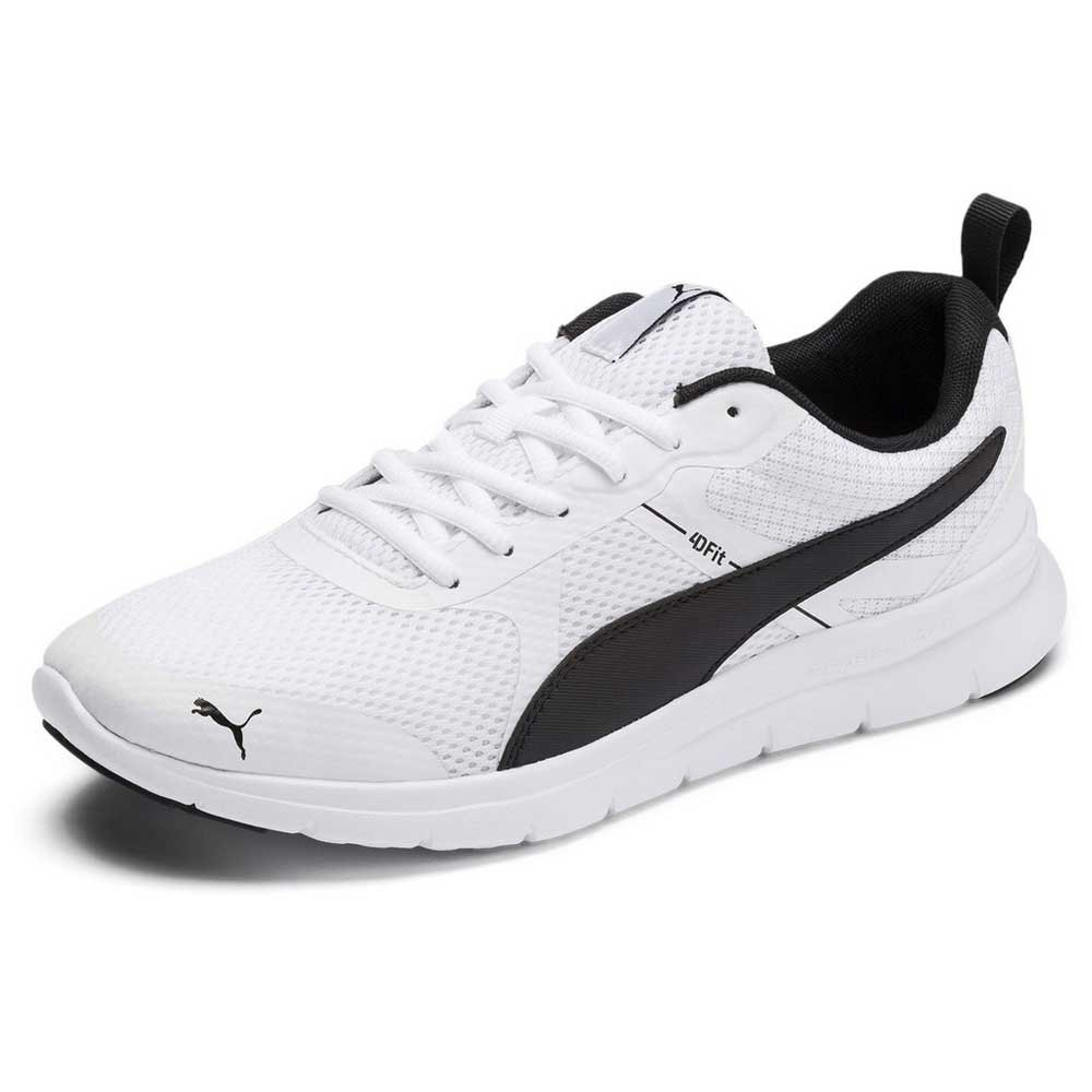 Puma Flex Essential Core White buy and offers on Dressinn